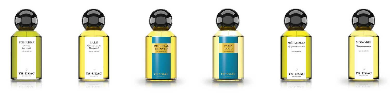 YS-UZAC Fragrance Lepolita